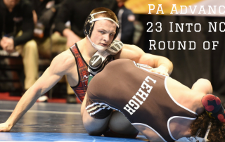 PA Advances 23 Into NCAA Round of 16
