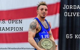 U.S. Open Champion 65 kg