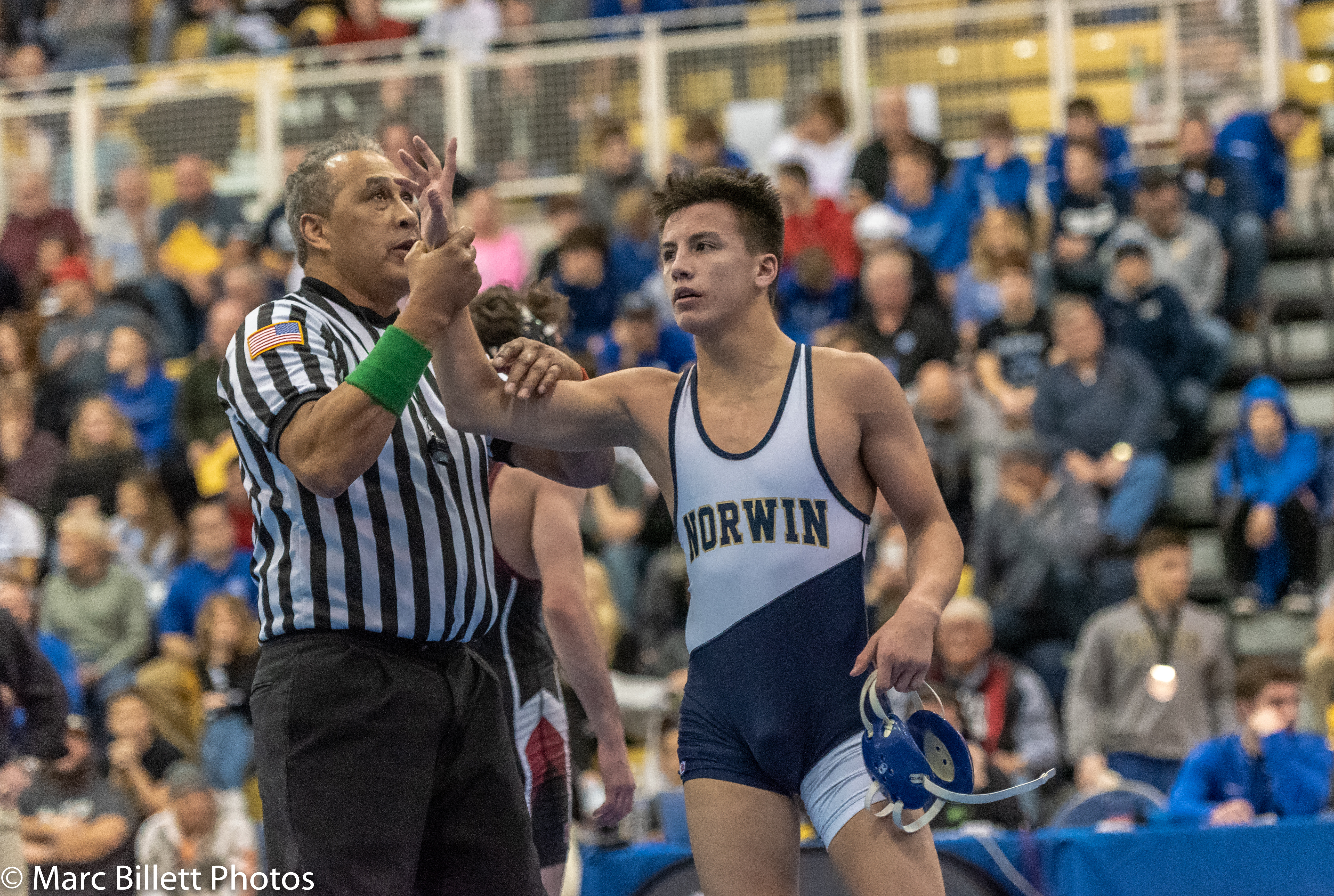 See How Pennsylvania's Ranked Wrestlers Performed in Holiday