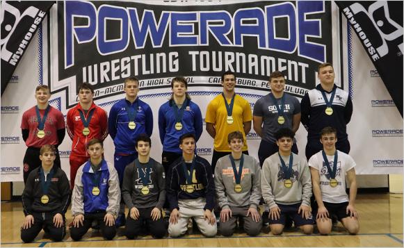 POWERADE--winners
