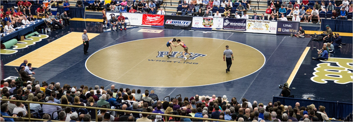 WPIAL-Wrestling-Match